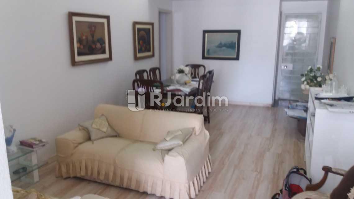 Sala de estar - Compra Venda Avaliação Imóveis Apartamento Ipanema 2 Quartos - LAAP20594 - 4