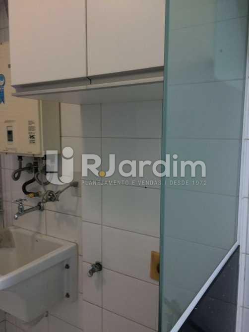 Cozinha - Compra Venda Avaliação Imóveis Apartamento Ipanema 2 Quartos - LAAP20594 - 13