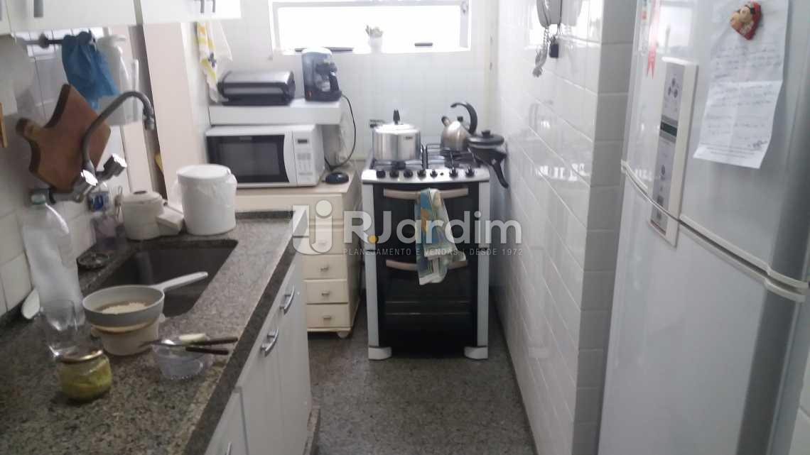 Cozinha - Compra Venda Avaliação Imóveis Apartamento Ipanema 2 Quartos - LAAP20594 - 17