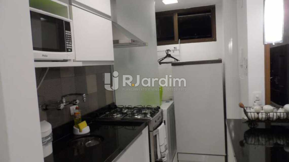 Cozinha - Flat Residencial 1 Quarto Leblon Zona Sul Rio de Janeiro RJ - LAFL10023 - 6