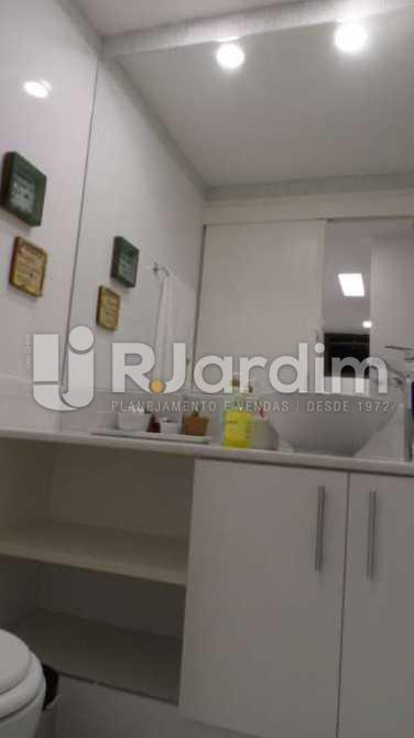 Banheiro - Flat Residencial 1 Quarto Leblon Zona Sul Rio de Janeiro RJ - LAFL10023 - 11