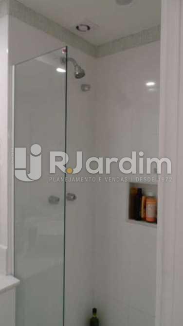 Banheiro - Flat Residencial 1 Quarto Leblon Zona Sul Rio de Janeiro RJ - LAFL10023 - 12