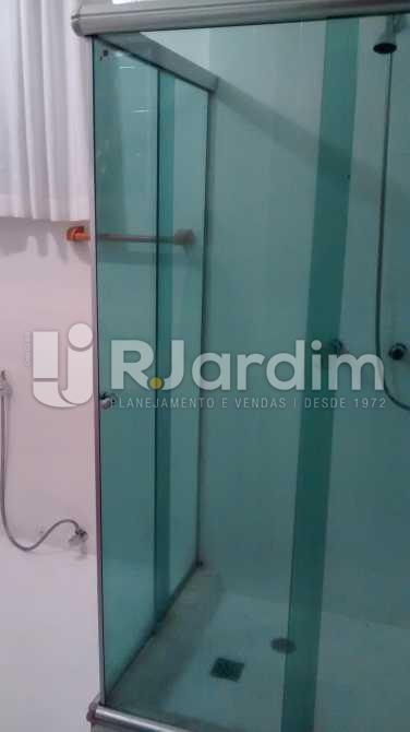 BANHEIRO SOCIAL - Apartamento Gávea,Zona Sul,Rio de Janeiro,RJ Para Alugar,3 Quartos,160m² - LAAP30849 - 9
