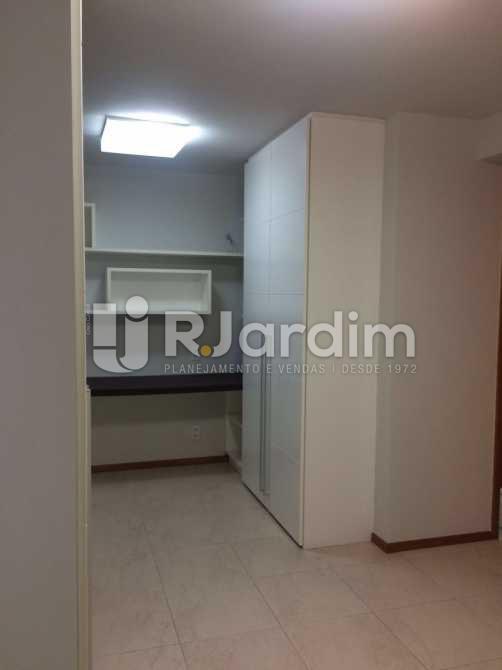 2º QUARTO - Apartamento Gávea,Zona Sul,Rio de Janeiro,RJ Para Alugar,3 Quartos,160m² - LAAP30849 - 7