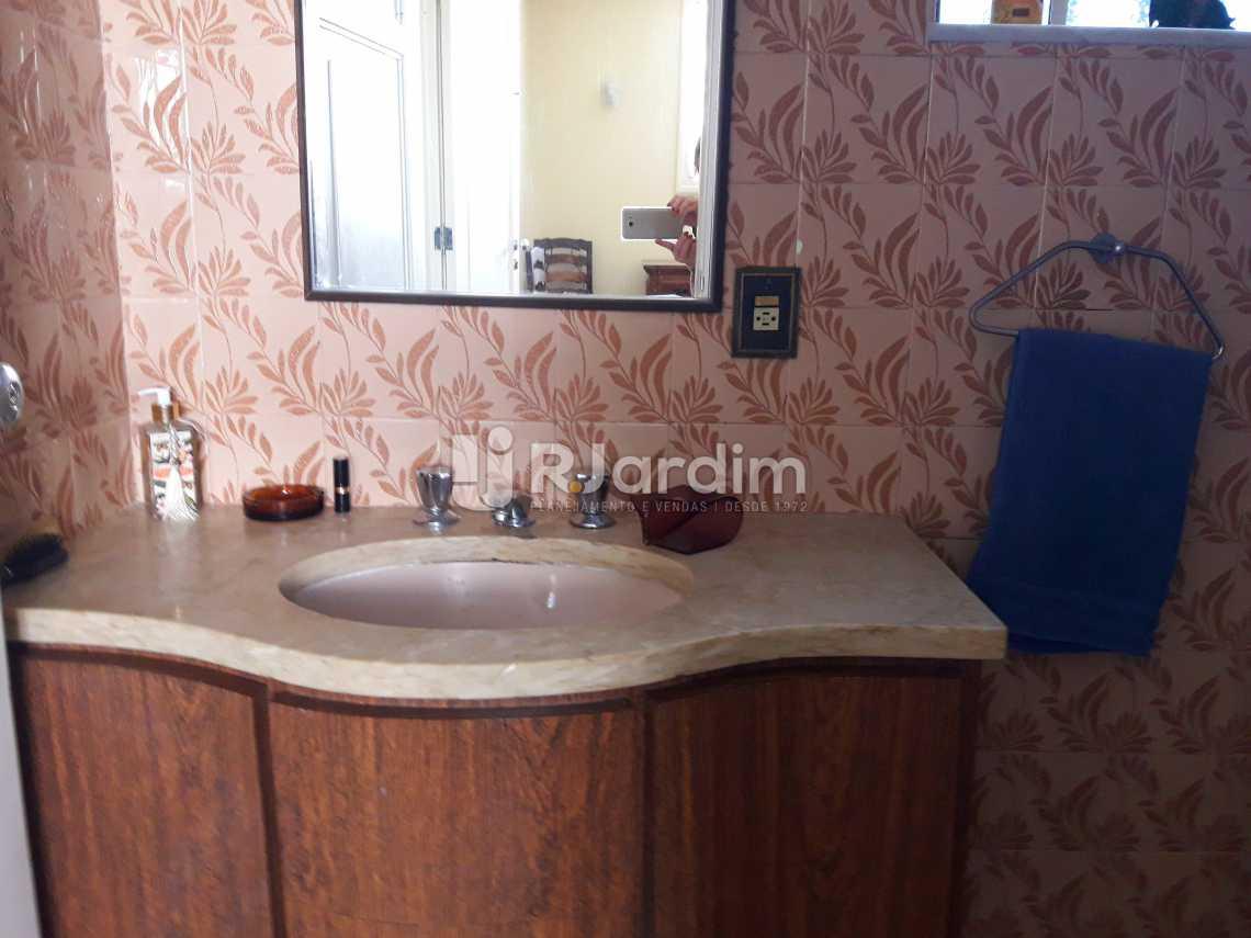 Banheiro social - Imóveis Compra e Venda Jardim Botânico Casas - LACA40020 - 12
