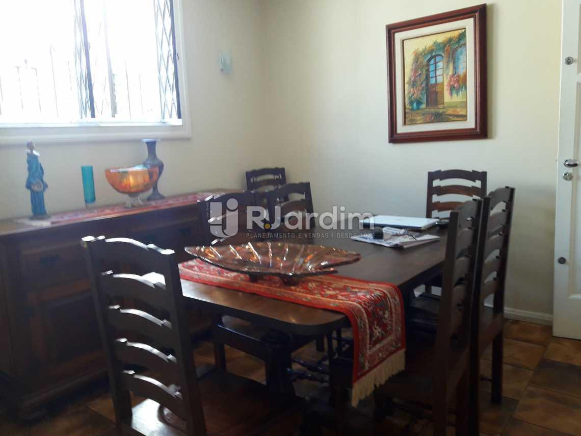 Sala de jantar - Imóveis Compra e Venda Jardim Botânico Casas - LACA40020 - 8