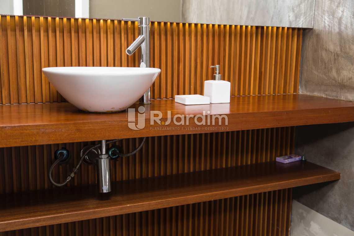LAVABO - Apartamento / 4 Quartos / Copacabana / Zona Sul / Rio de Janeiro RJ - LAAP40377 - 8