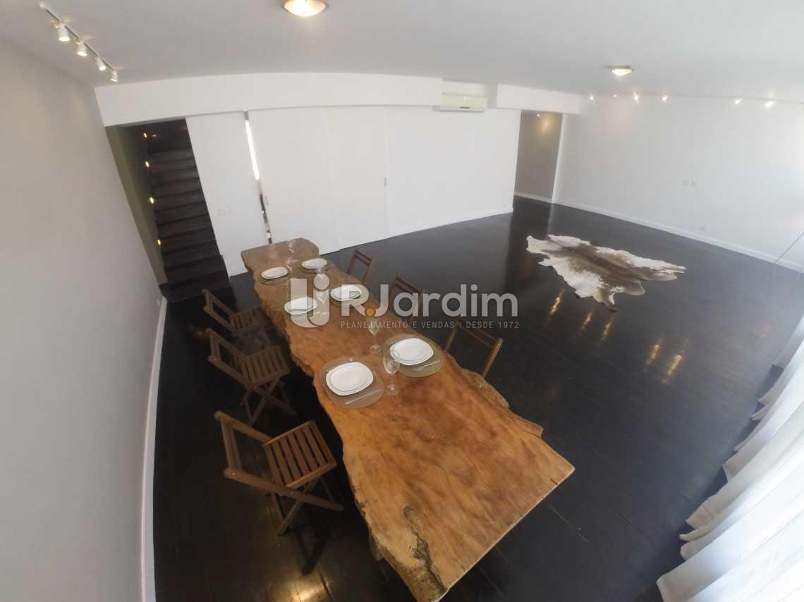 SALA DE JANTAR - Apartamento / 4 Quartos / Copacabana / Zona Sul / Rio de Janeiro RJ - LAAP40377 - 3