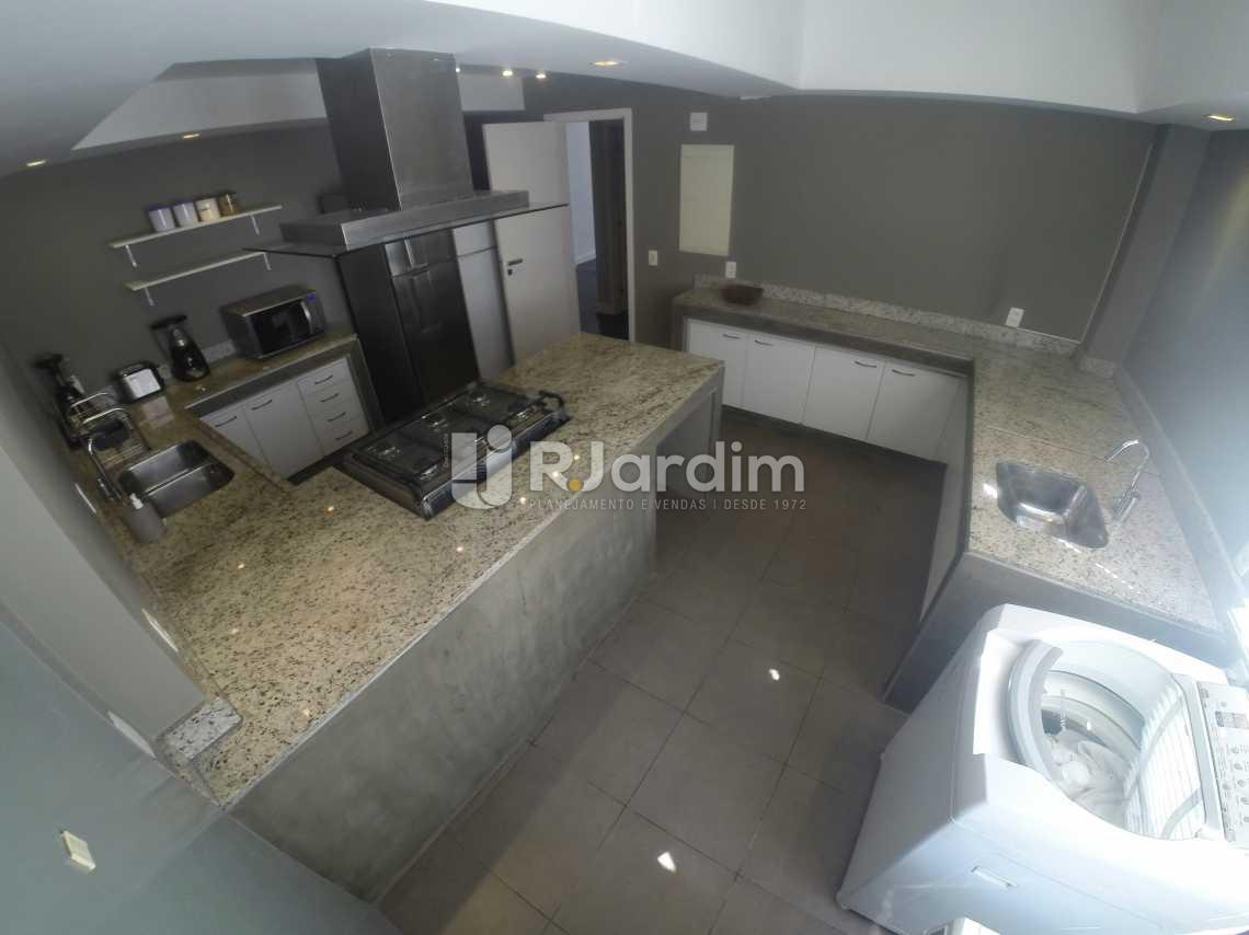 COZINHA - Apartamento / 4 Quartos / Copacabana / Zona Sul / Rio de Janeiro RJ - LAAP40377 - 15