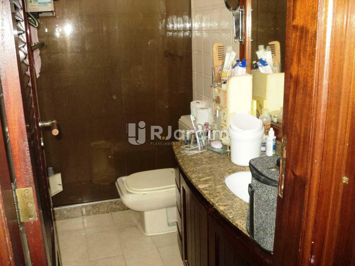 Banheiro suíte - Compra Venda Avaliação Imóveis Cobertura Botafogo 3 Quartos - LACO30117 - 25