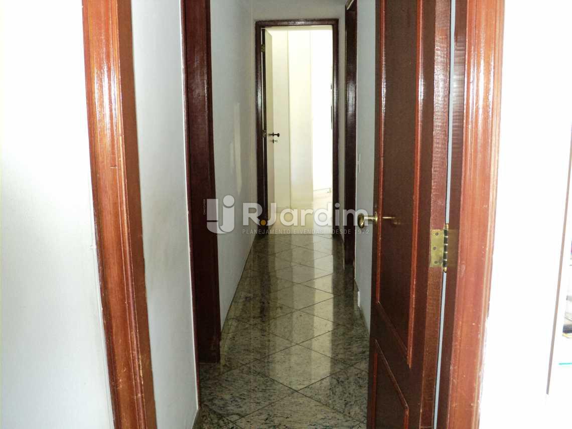Circulação - Compra Venda Avaliação Imóveis Cobertura Botafogo 3 Quartos - LACO30117 - 7