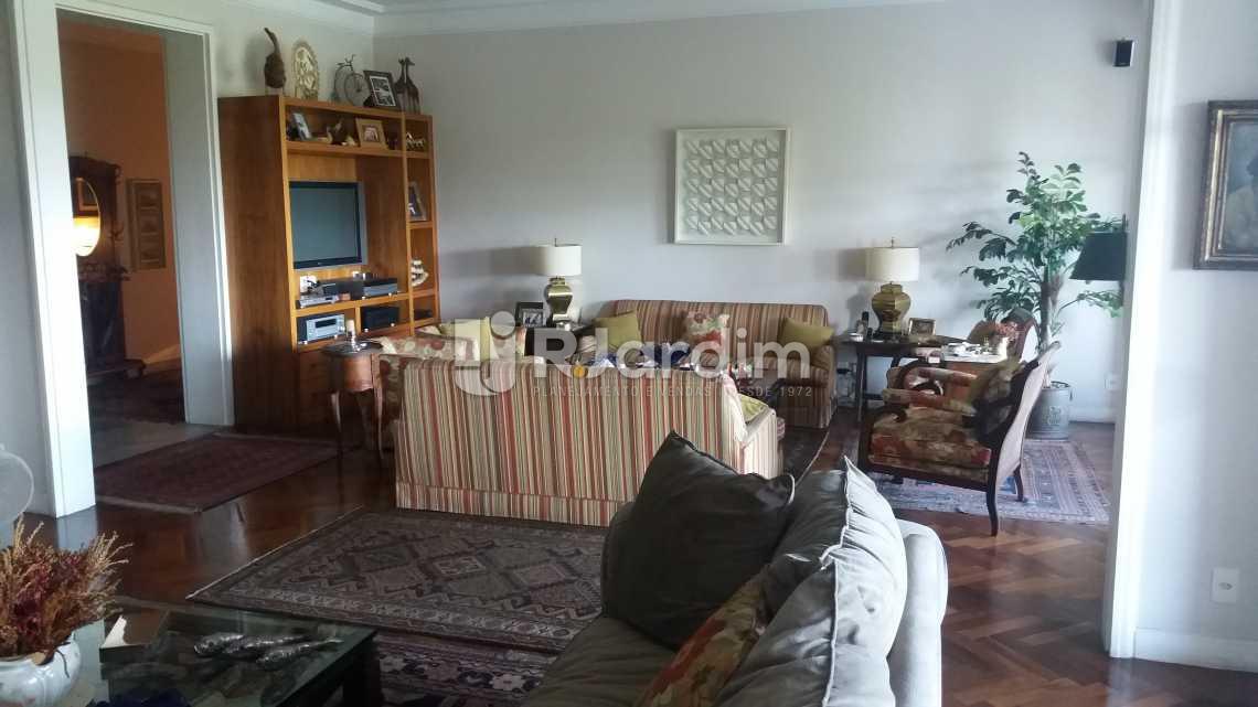 Living - Apartamento À VENDA, Flamengo, Rio de Janeiro, RJ - LAAP30862 - 5