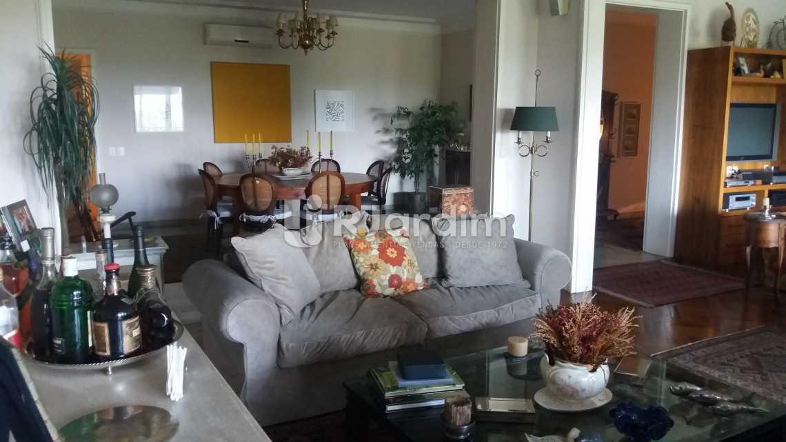 Living - Apartamento À VENDA, Flamengo, Rio de Janeiro, RJ - LAAP30862 - 6