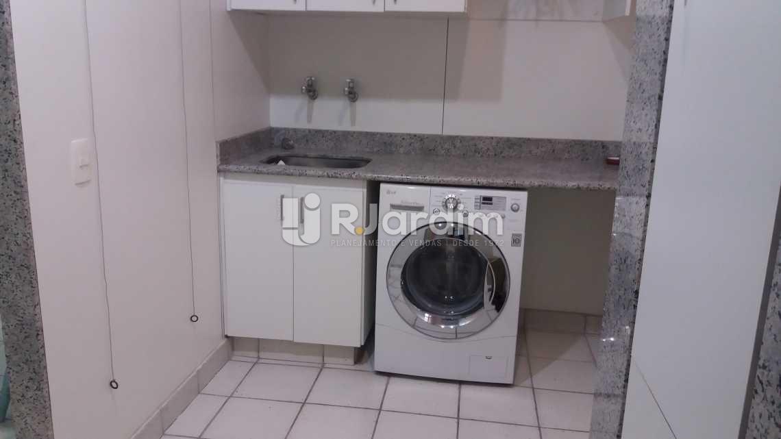 Lavanderia - Apartamento À VENDA, Flamengo, Rio de Janeiro, RJ - LAAP30862 - 20