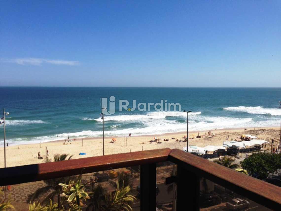 Vista panorâmica - Apartamento À VENDA, Leblon, Rio de Janeiro, RJ - LAAP30866 - 11