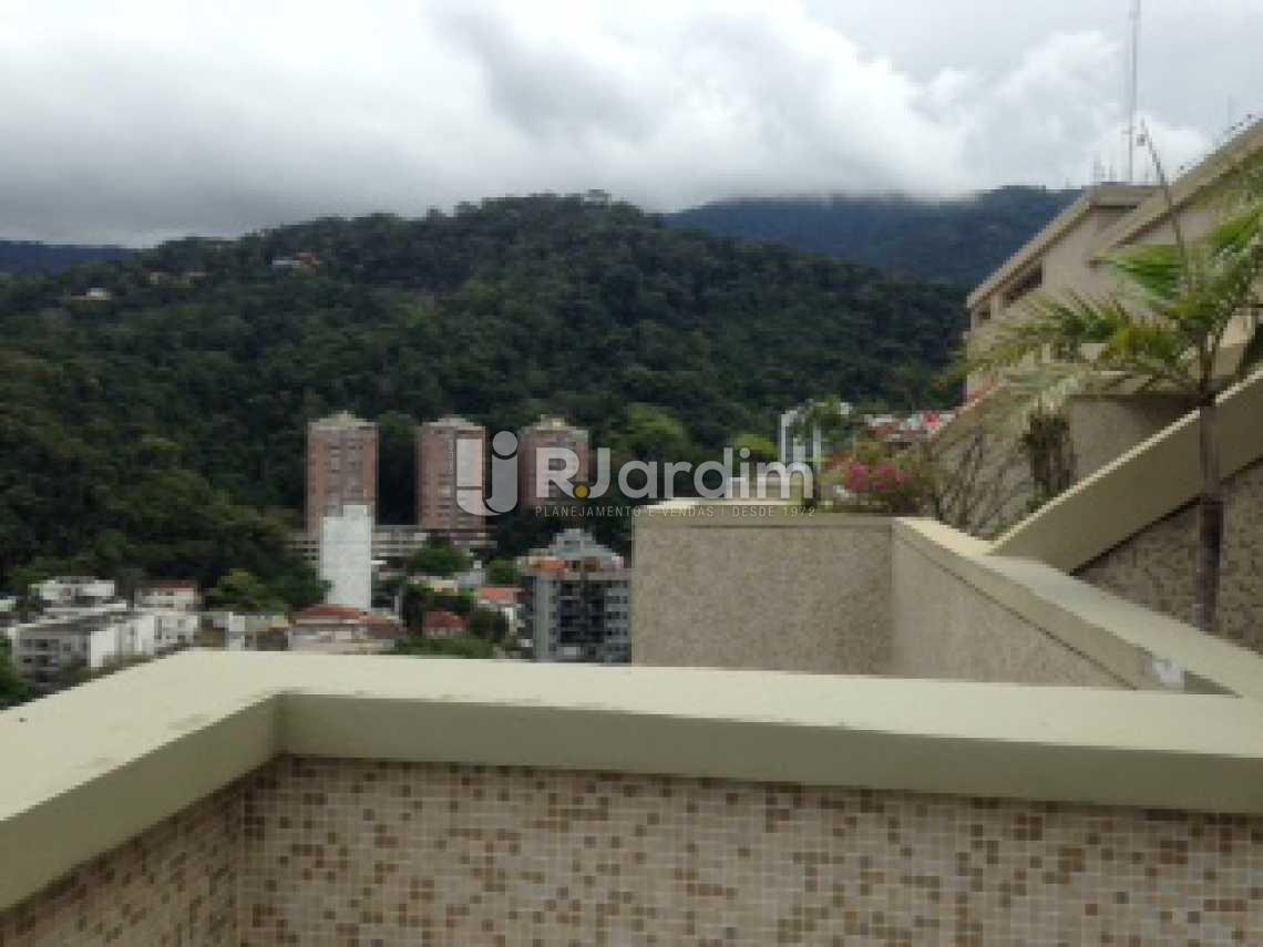 vista terraço - Cobertura À Venda - Gávea - Rio de Janeiro - RJ - LACO30118 - 9