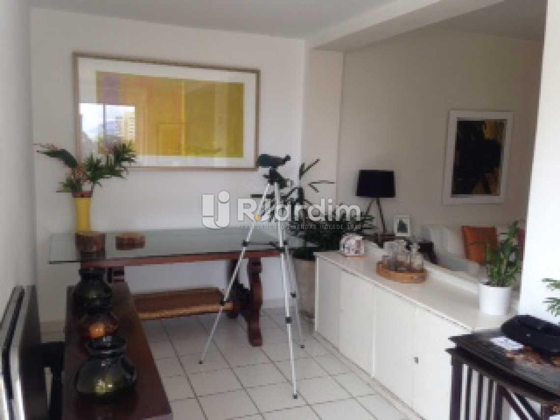 salão segundo piso - Cobertura À Venda - Gávea - Rio de Janeiro - RJ - LACO30118 - 10
