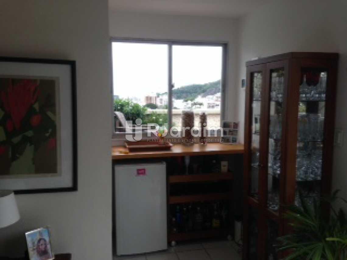salão segundo piso - Cobertura À Venda - Gávea - Rio de Janeiro - RJ - LACO30118 - 11