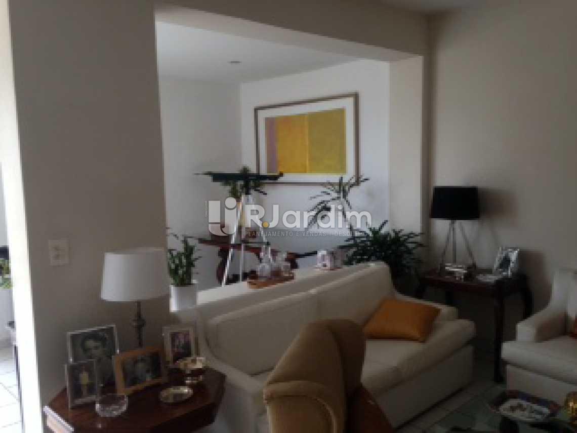 salão segundo piso - Cobertura À Venda - Gávea - Rio de Janeiro - RJ - LACO30118 - 12