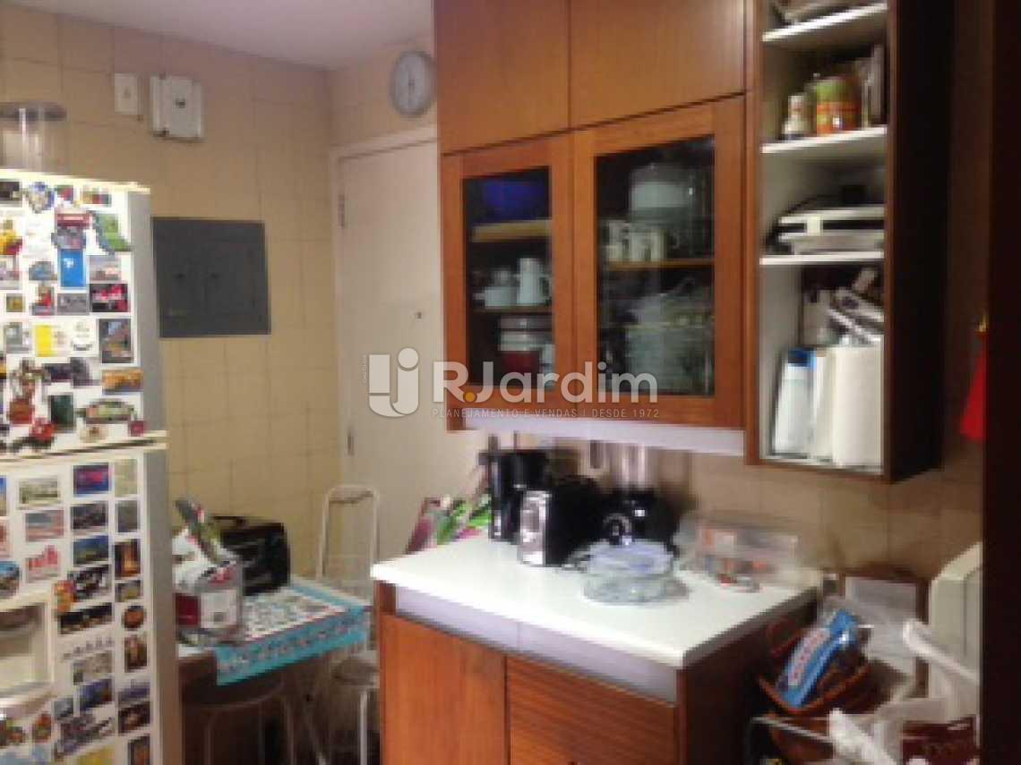 cozinha - Cobertura À Venda - Gávea - Rio de Janeiro - RJ - LACO30118 - 19