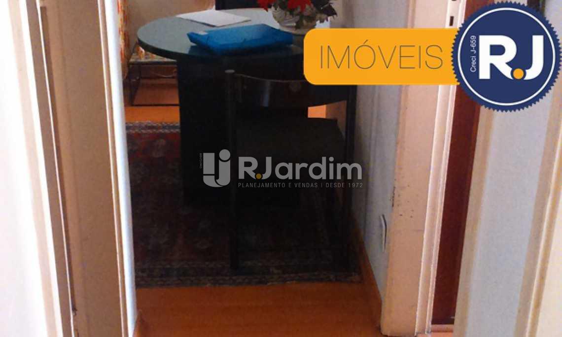 CIRCULAÇÃO - Apartamento à venda Rua Barata Ribeiro,Copacabana, Zona Sul,Rio de Janeiro - R$ 750.000 - LAAP20612 - 4