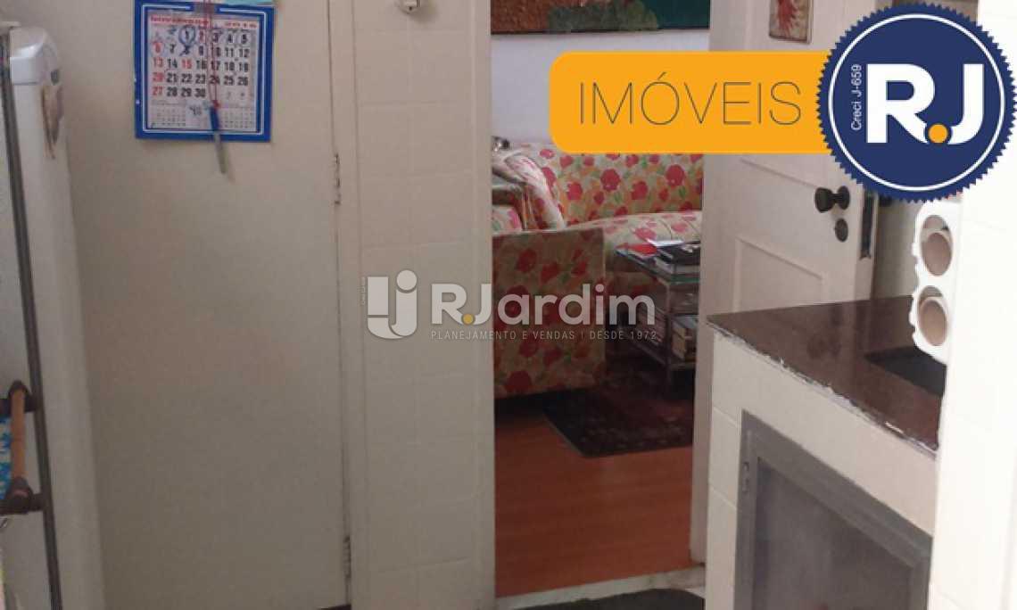 COZINHA - Apartamento à venda Rua Barata Ribeiro,Copacabana, Zona Sul,Rio de Janeiro - R$ 750.000 - LAAP20612 - 12