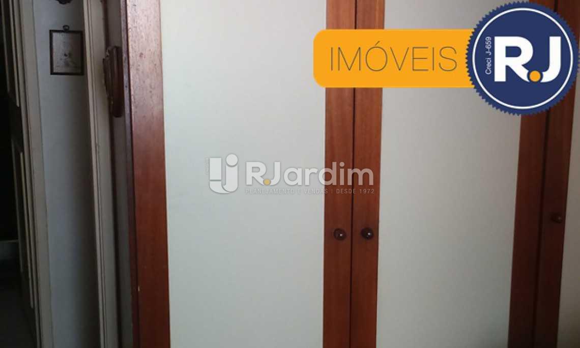 QUARTO  - Apartamento à venda Rua Barata Ribeiro,Copacabana, Zona Sul,Rio de Janeiro - R$ 750.000 - LAAP20612 - 5