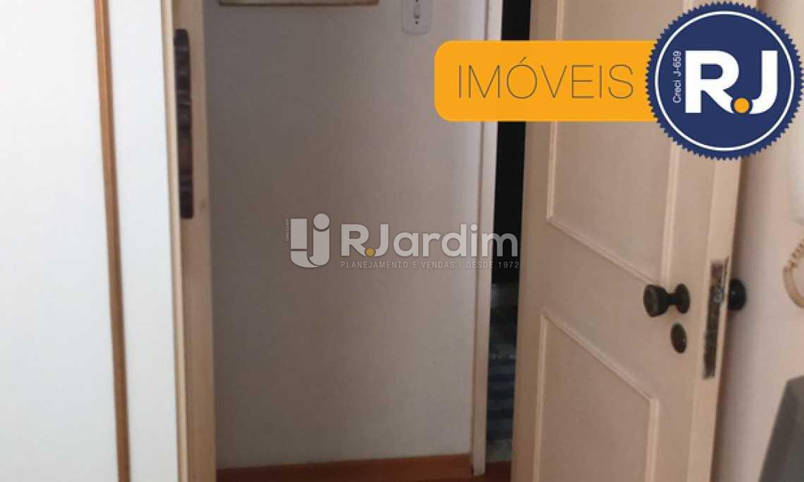 QUARTO  - Apartamento à venda Rua Barata Ribeiro,Copacabana, Zona Sul,Rio de Janeiro - R$ 750.000 - LAAP20612 - 10