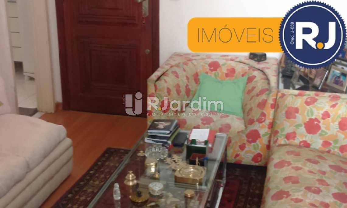 SALA - Apartamento à venda Rua Barata Ribeiro,Copacabana, Zona Sul,Rio de Janeiro - R$ 750.000 - LAAP20612 - 1
