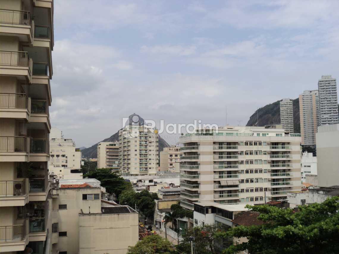 Vista varanda - Cobertura À Venda Rua Arnaldo Quintela,Botafogo, Zona Sul,Rio de Janeiro - R$ 2.100.000 - LACO40066 - 1