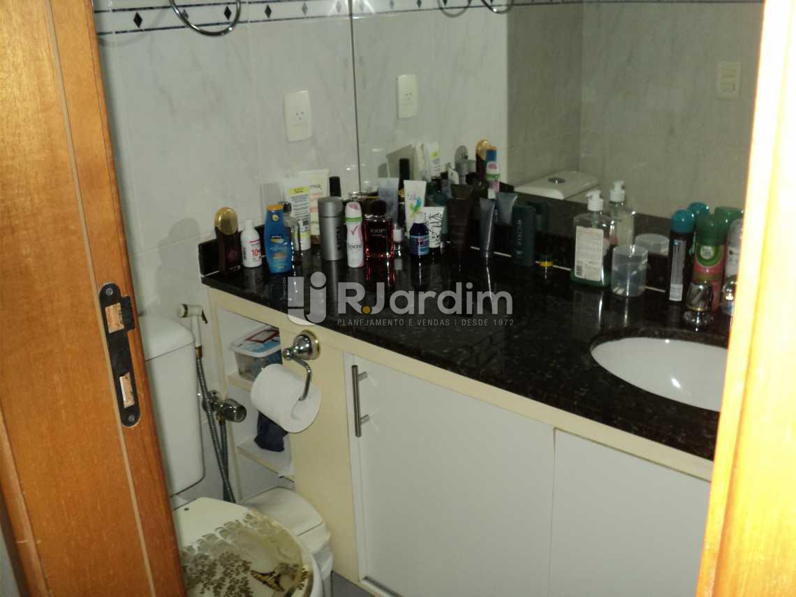 Banheiro suíte 2º piso - Cobertura À Venda Rua Arnaldo Quintela,Botafogo, Zona Sul,Rio de Janeiro - R$ 2.100.000 - LACO40066 - 18