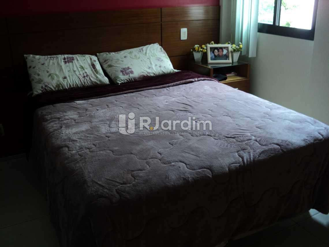 Suíte 2º piso - Cobertura À Venda Rua Arnaldo Quintela,Botafogo, Zona Sul,Rio de Janeiro - R$ 2.100.000 - LACO40066 - 14