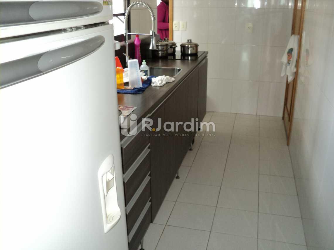 Cozinha - Cobertura À Venda Rua Arnaldo Quintela,Botafogo, Zona Sul,Rio de Janeiro - R$ 2.100.000 - LACO40066 - 20