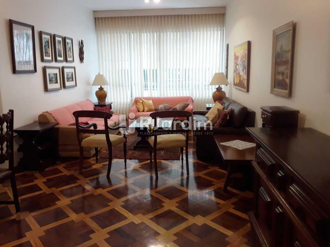 Salão - Apartamento À VENDA, Ipanema, Rio de Janeiro, RJ - LAAP30890 - 1