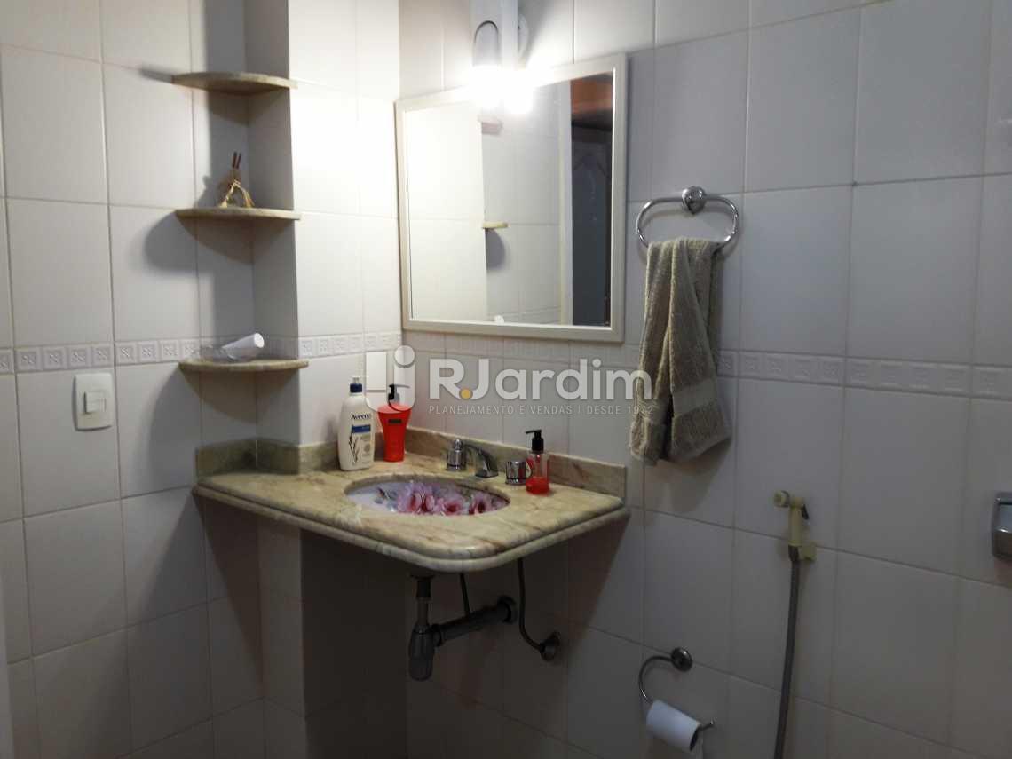 Banheiro Social - Apartamento À VENDA, Ipanema, Rio de Janeiro, RJ - LAAP30890 - 9