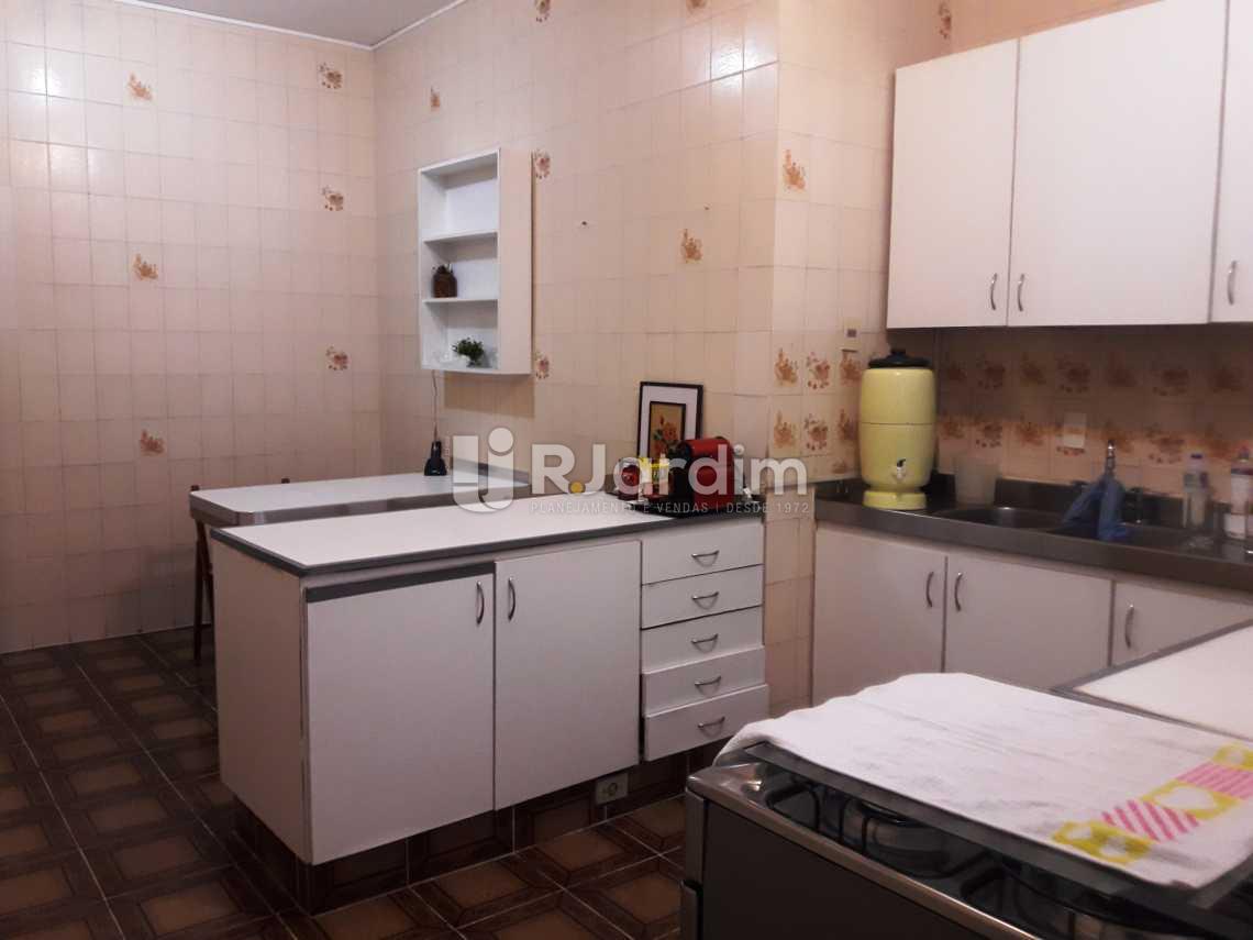 Cozinha - Apartamento À VENDA, Ipanema, Rio de Janeiro, RJ - LAAP30890 - 15