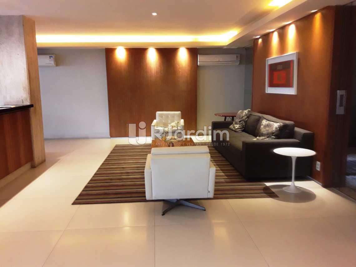 Portaria - Apartamento À VENDA, Ipanema, Rio de Janeiro, RJ - LAAP30890 - 16
