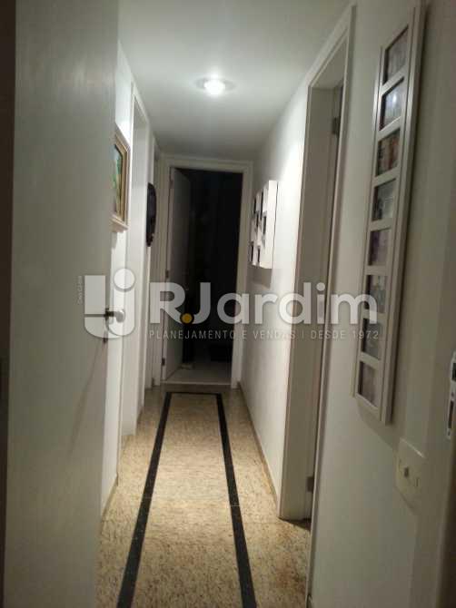 CIRCULAÇÃO - Apartamento / 3 Quartos / Jardim Botânico / Zona Sul / Rio de Janeiro RJ - LAAP30895 - 5