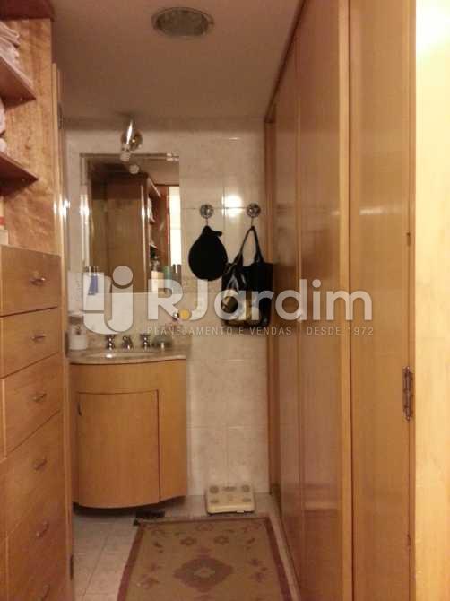 CLOSET - Apartamento / 3 Quartos / Jardim Botânico / Zona Sul / Rio de Janeiro RJ - LAAP30895 - 8