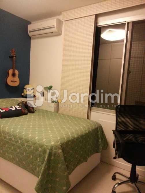 2º QUARTO - Apartamento / 3 Quartos / Jardim Botânico / Zona Sul / Rio de Janeiro RJ - LAAP30895 - 10