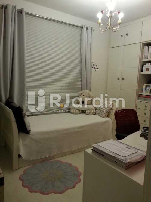 3º QUARTO - Apartamento / 3 Quartos / Jardim Botânico / Zona Sul / Rio de Janeiro RJ - LAAP30895 - 11