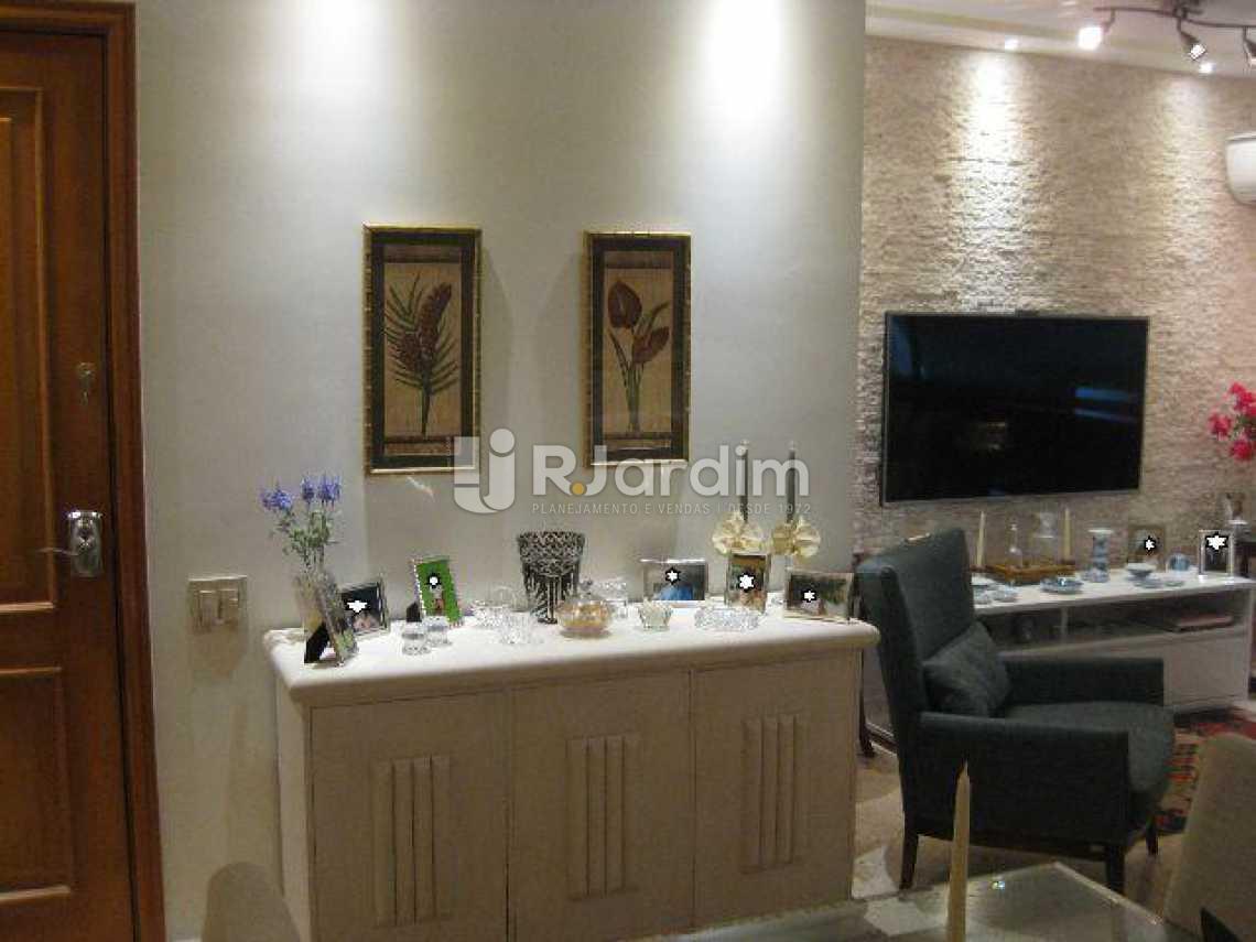 HALL - Apartamento 4 Quartos Leblon Zona Sul Rio de Janeiro RJ - LAAP40388 - 7