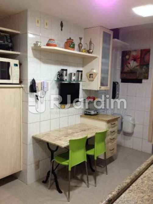 COZINHA - Apartamento 4 Quartos Leblon Zona Sul Rio de Janeiro RJ - LAAP40388 - 18