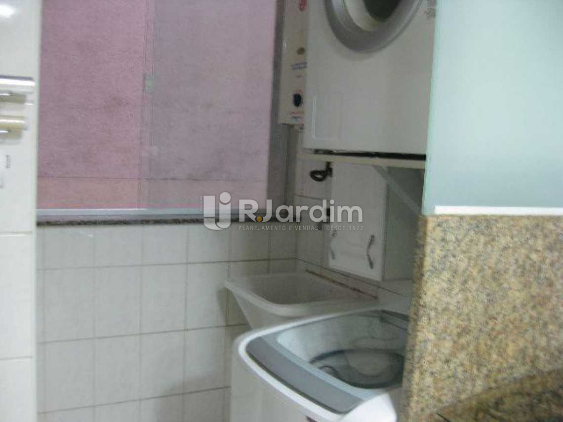 ÁREA - Apartamento 4 Quartos Leblon Zona Sul Rio de Janeiro RJ - LAAP40388 - 19