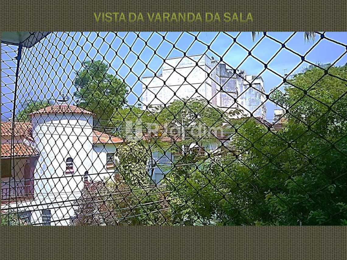 URCA - Apartamento À VENDA, Urca, Rio de Janeiro, RJ - LAAP30903 - 3