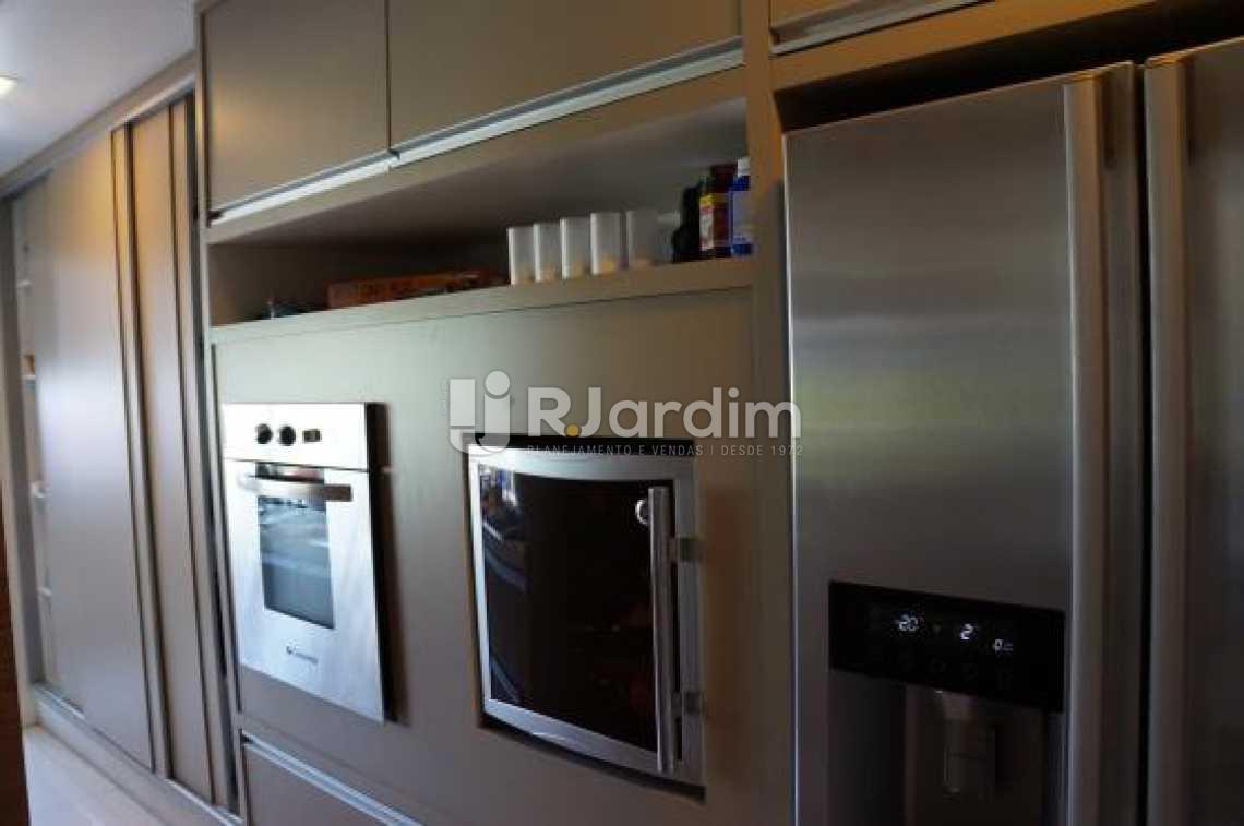cozinha  - Compra Venda Avaliação Imóveis Apartamento Lagoa 2 Quartos - LAAP20633 - 20