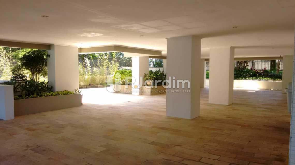 área de lazer  - Compra Venda Avaliação Imóveis Apartamento Lagoa 2 Quartos - LAAP20633 - 23