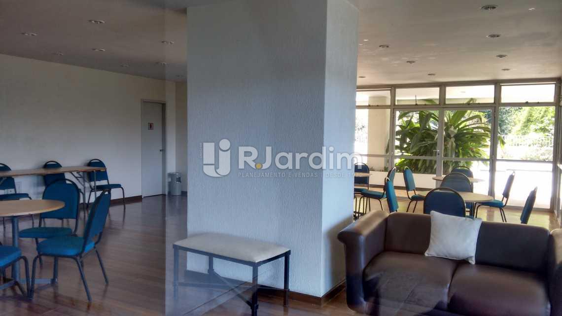 Salão de festas  - Compra Venda Avaliação Imóveis Apartamento Lagoa 2 Quartos - LAAP20633 - 24