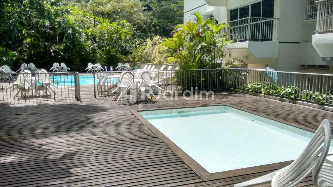 Piscinas infantil / adulto  - Compra Venda Avaliação Imóveis Apartamento Lagoa 2 Quartos - LAAP20633 - 22