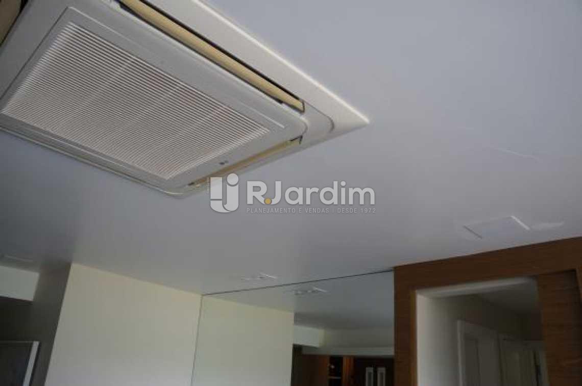 climatização sala  - Compra Venda Avaliação Imóveis Apartamento Lagoa 2 Quartos - LAAP20633 - 30